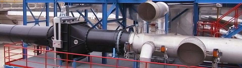 Zařízení pro čištění odpadních plynů (vzduchu)