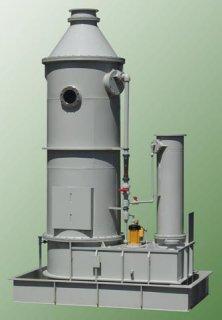 Plastový absorbér náplňový NA 06
