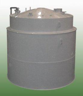 Plastová nádrž skladovací dvouplášťová