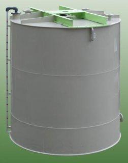 Plastová nádrž homogenizační