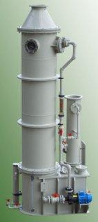 Plastový absorbér náplňový NA 02