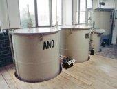 Zařízení pro čištění odpadních vod-2