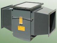 Odlučovač kapalných aerosolů OKAL 06 - 6 000 m3/h
