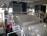 Glass chemical polishing plant LZR 16